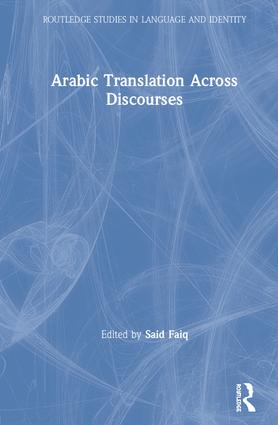 Arabic Translation Across Discourses book cover