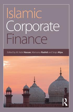 Islamic Corporate Finance book cover