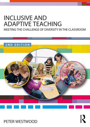 Inclusive and Adaptive Teaching: Meeting the Challenge of Diversity in the Classroom book cover