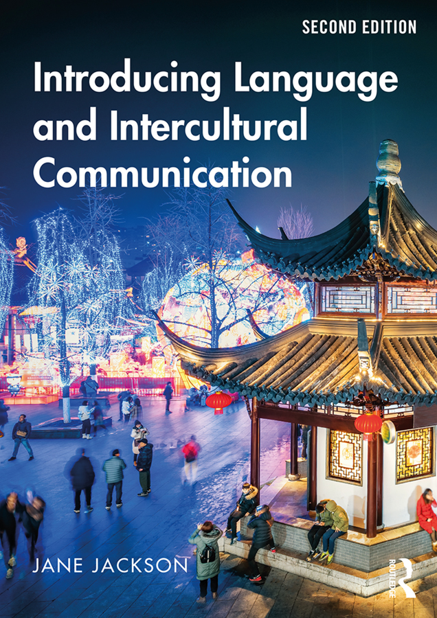 Introducing Language and Intercultural Communication book cover