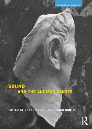 Sound and the Ancient Senses book cover