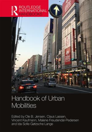 Handbook of Urban Mobilities book cover