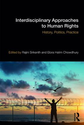 Interdisciplinary Approaches to Human Rights: History, Politics, Practice, 1st Edition (Paperback) book cover