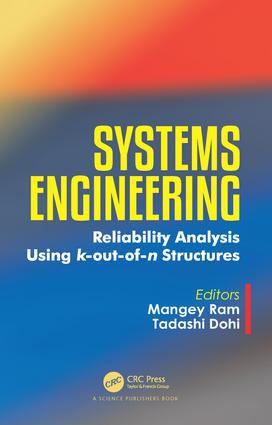Systems Engineering: Reliability Analysis Using k-out-of-n Structures, 1st Edition (Hardback) book cover
