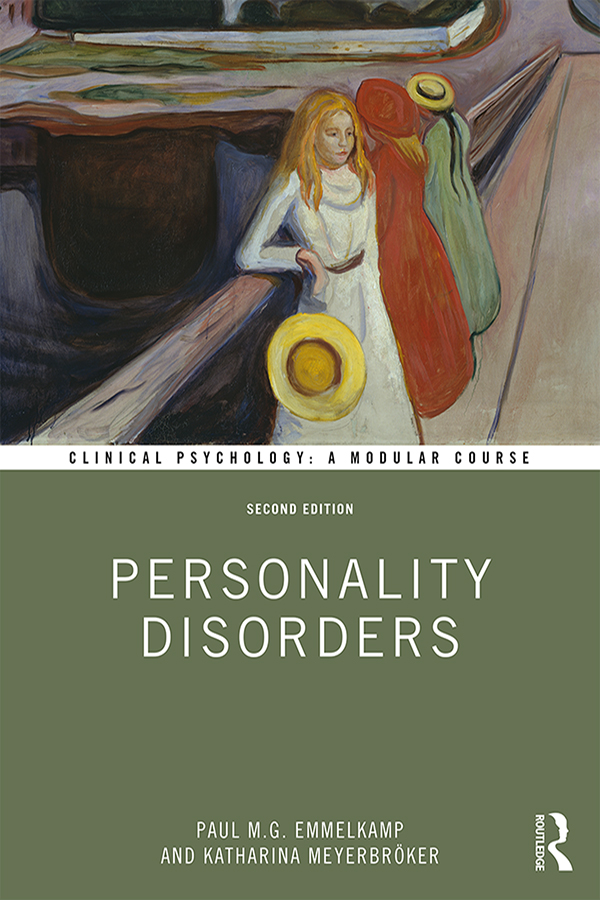 Personality Disorders book cover