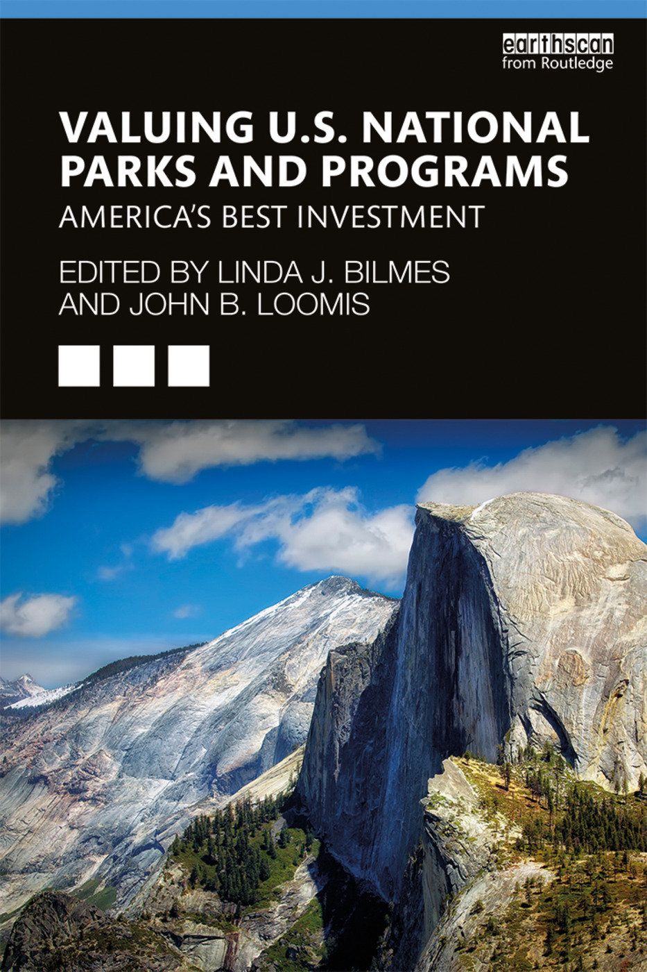 Valuing U.S. National Parks and Programs: America's Best Investment book cover