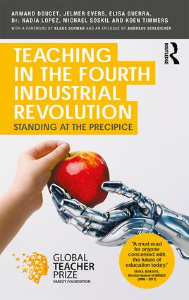 Teaching in the Fourth Industrial Revolution: Standing at the Precipice (Paperback) book cover