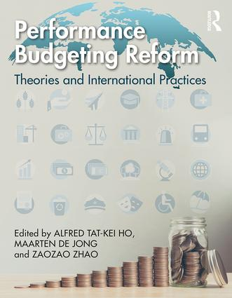 Performance Budgeting Reform: Theories and International Practices book cover
