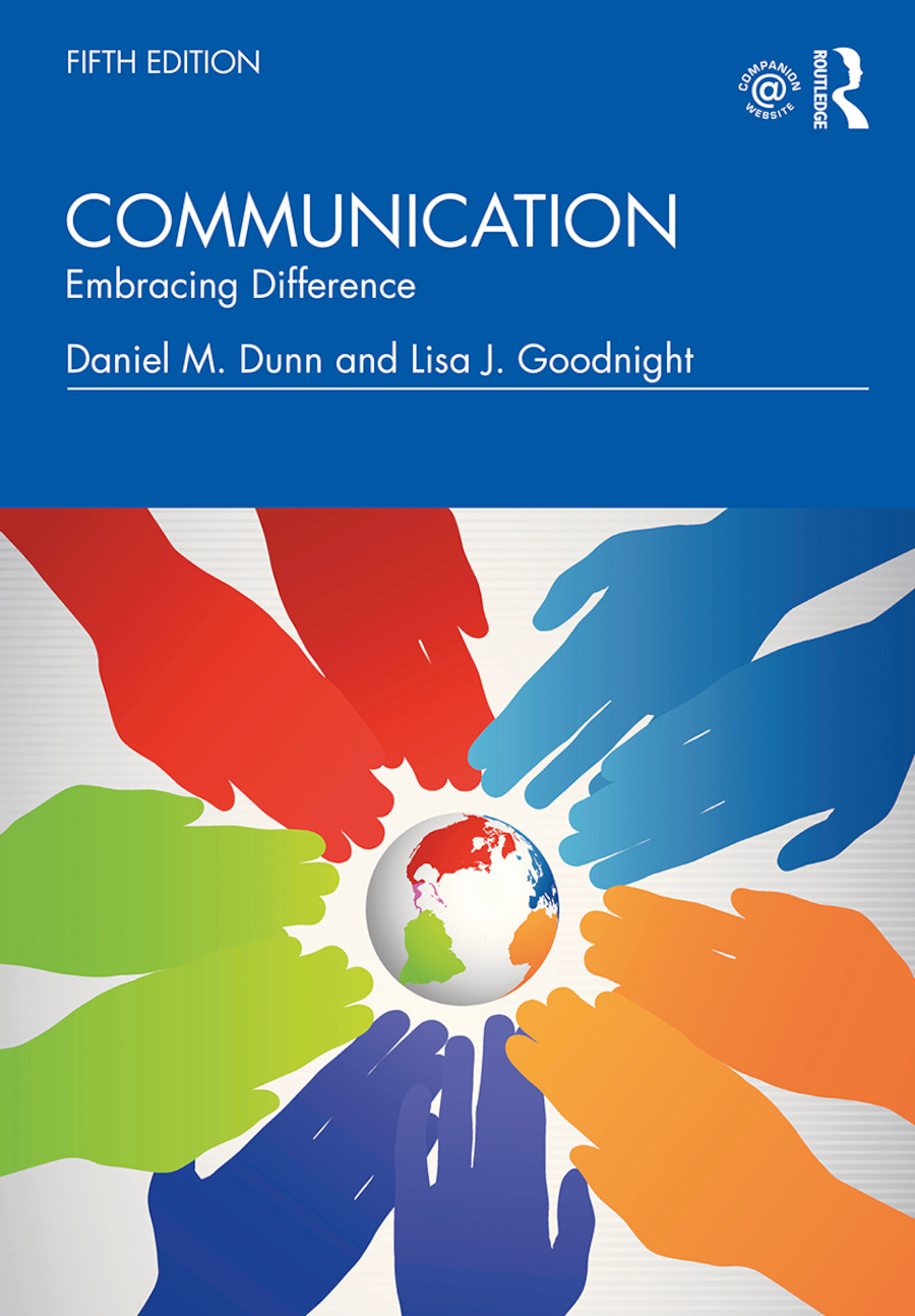 Communication: Embracing Difference book cover