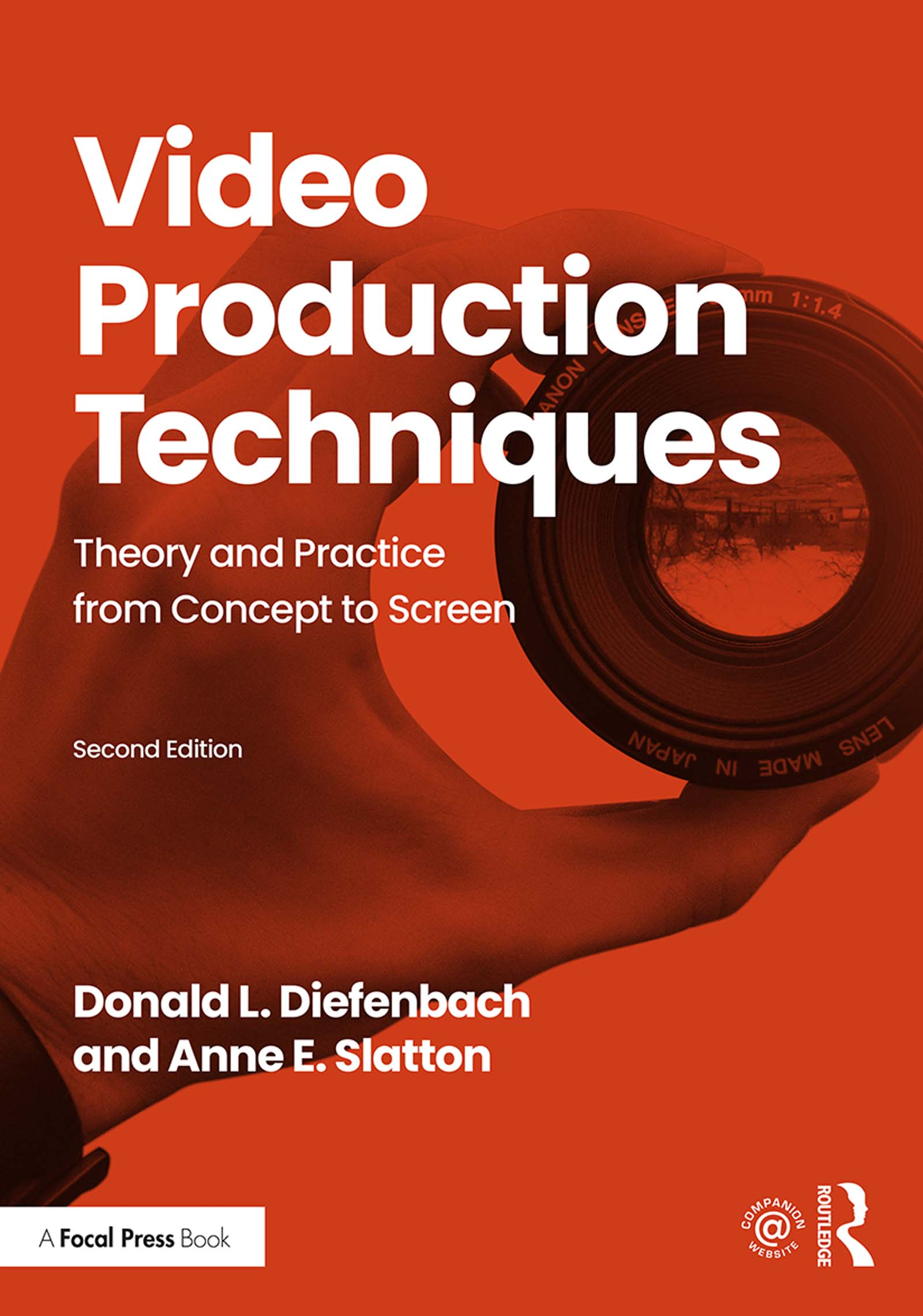 Video Production Techniques: Theory and Practice from Concept to Screen book cover