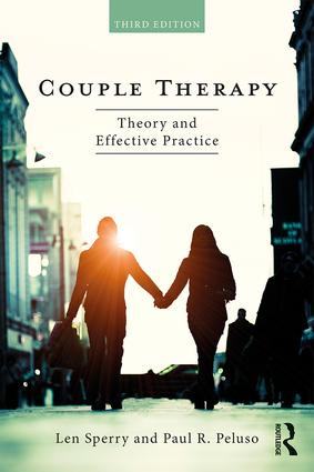 Couple Therapy: Theory and Effective Practice book cover