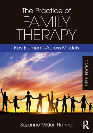 The Practice of Family Therapy: Key Elements Across Models, 5th Edition (Paperback) book cover