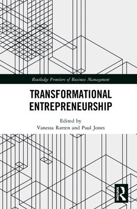 Transformational Entrepreneurship book cover