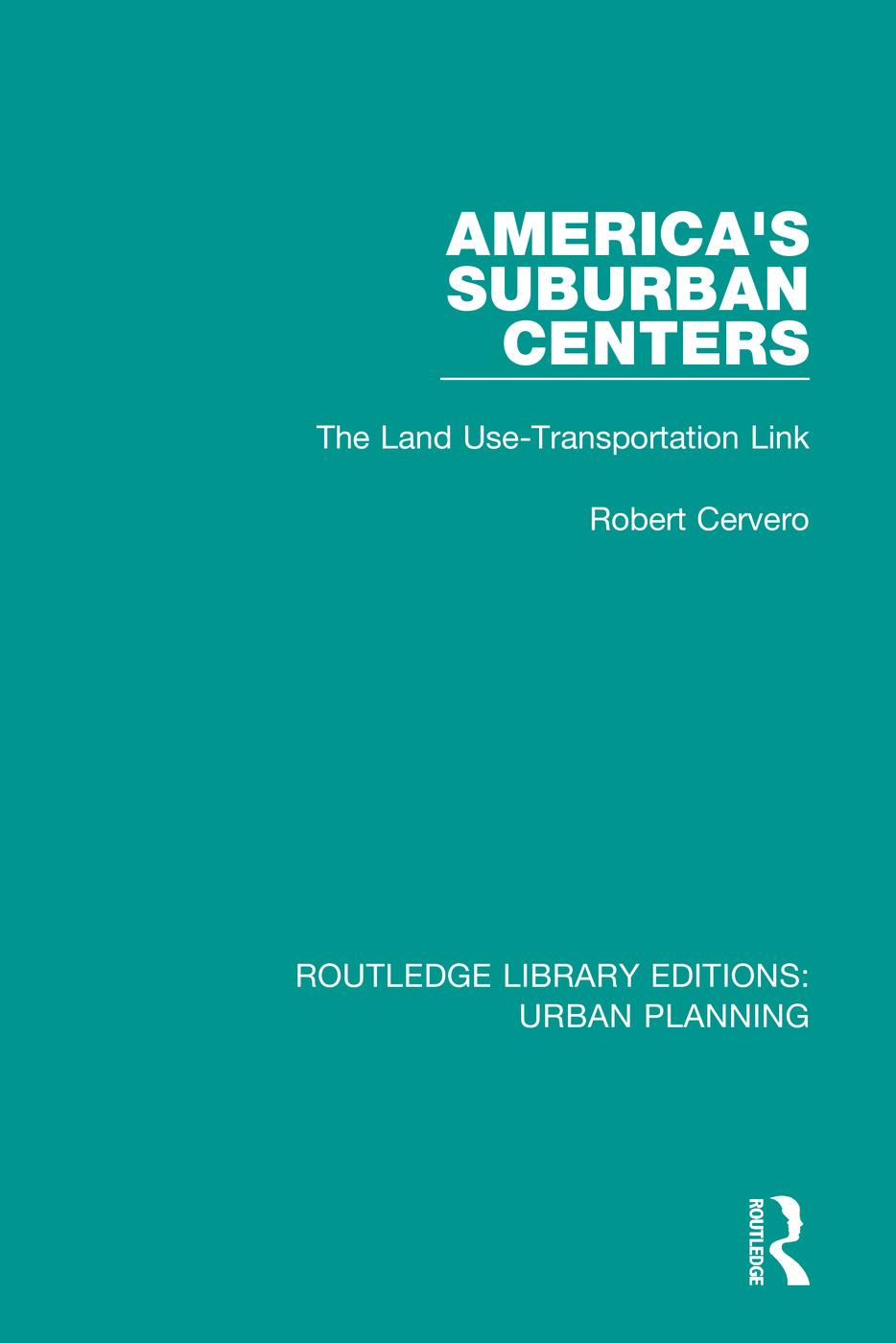 America's Suburban Centers