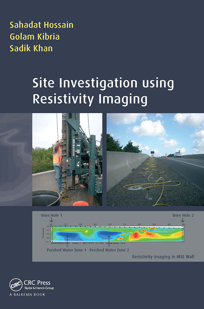 Site Investigation using Resistivity Imaging: 1st Edition (Hardback) book cover