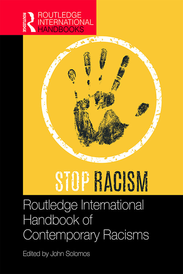 Routledge International Handbook of Contemporary Racisms book cover