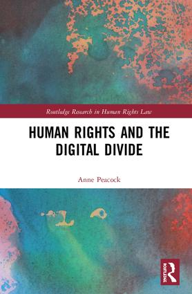 Human Rights and the Digital Divide book cover