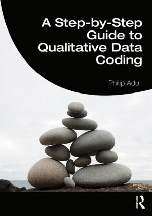A Step-by-Step Guide to Qualitative Data Coding book cover