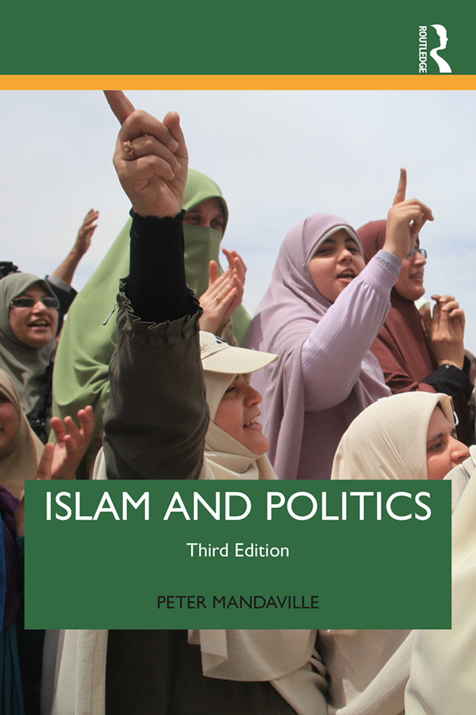 Islam and Politics (3rd edition) book cover