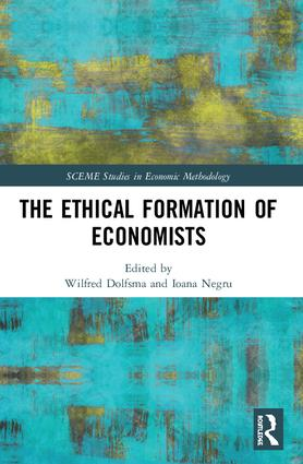 The Ethical Formation of Economists book cover
