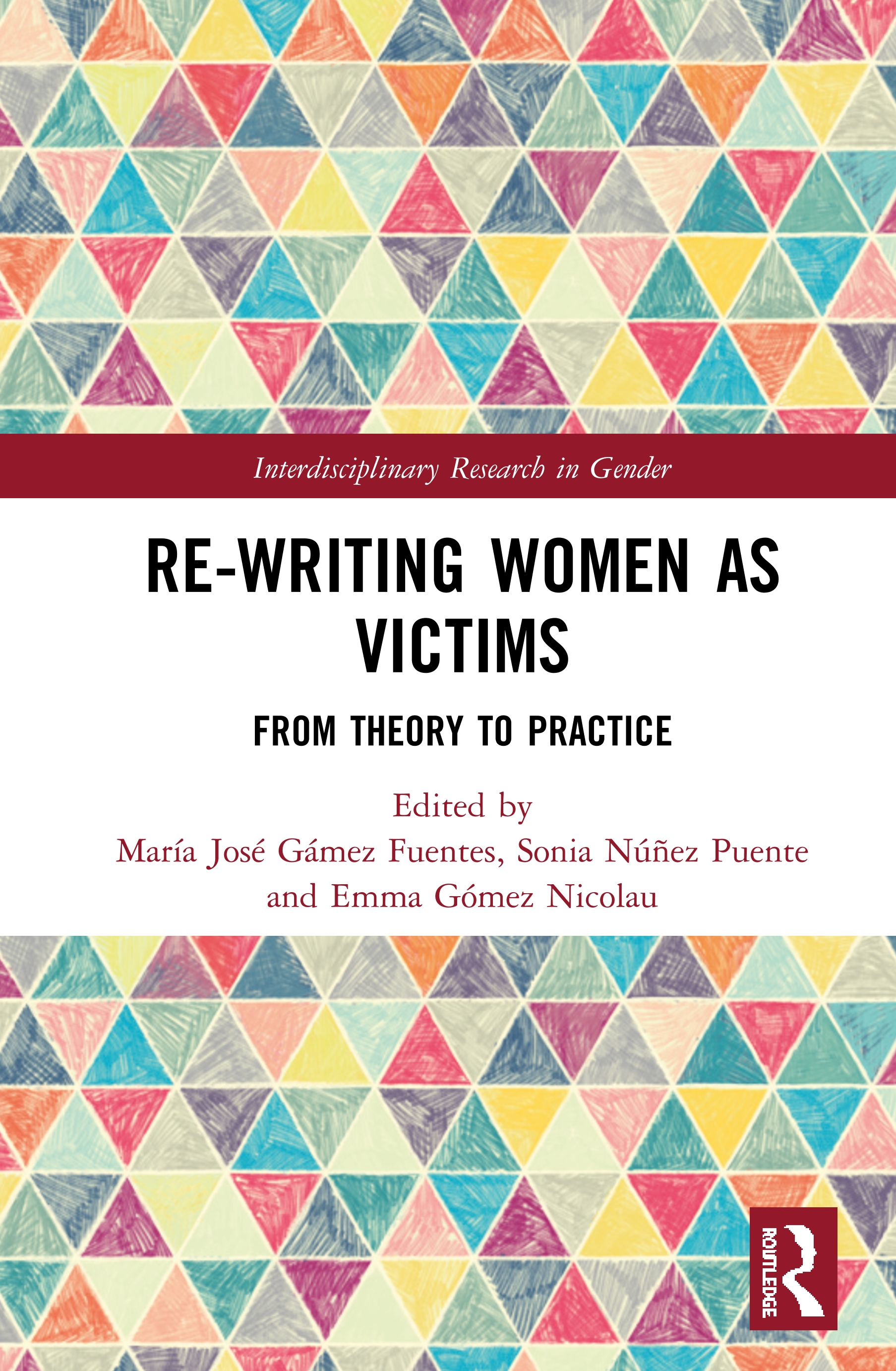 Re-writing Women as Victims: From Theory to Practice book cover