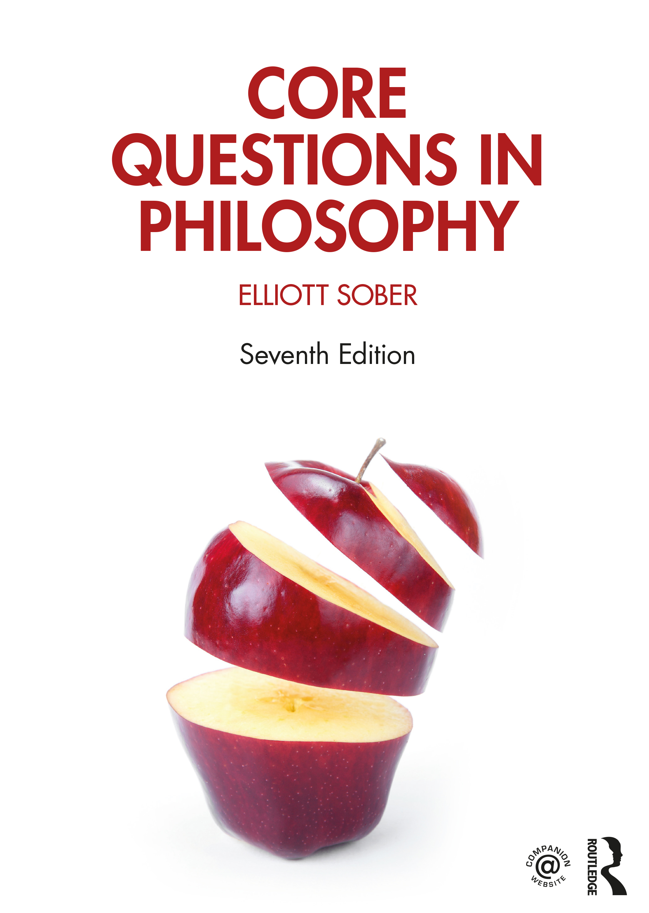 Core Questions in Philosophy book cover