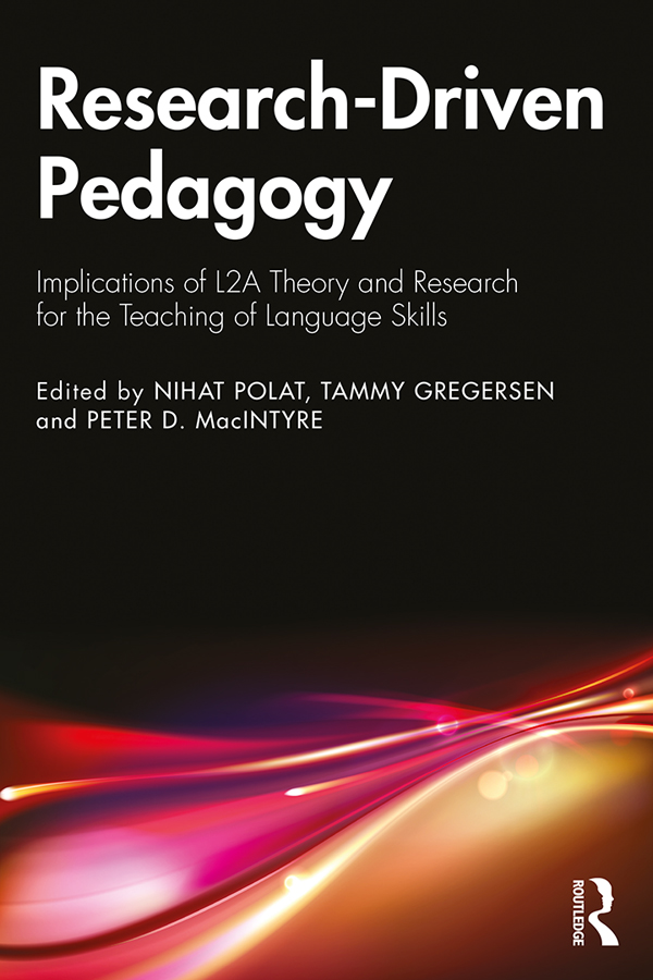 Research-Driven Pedagogy