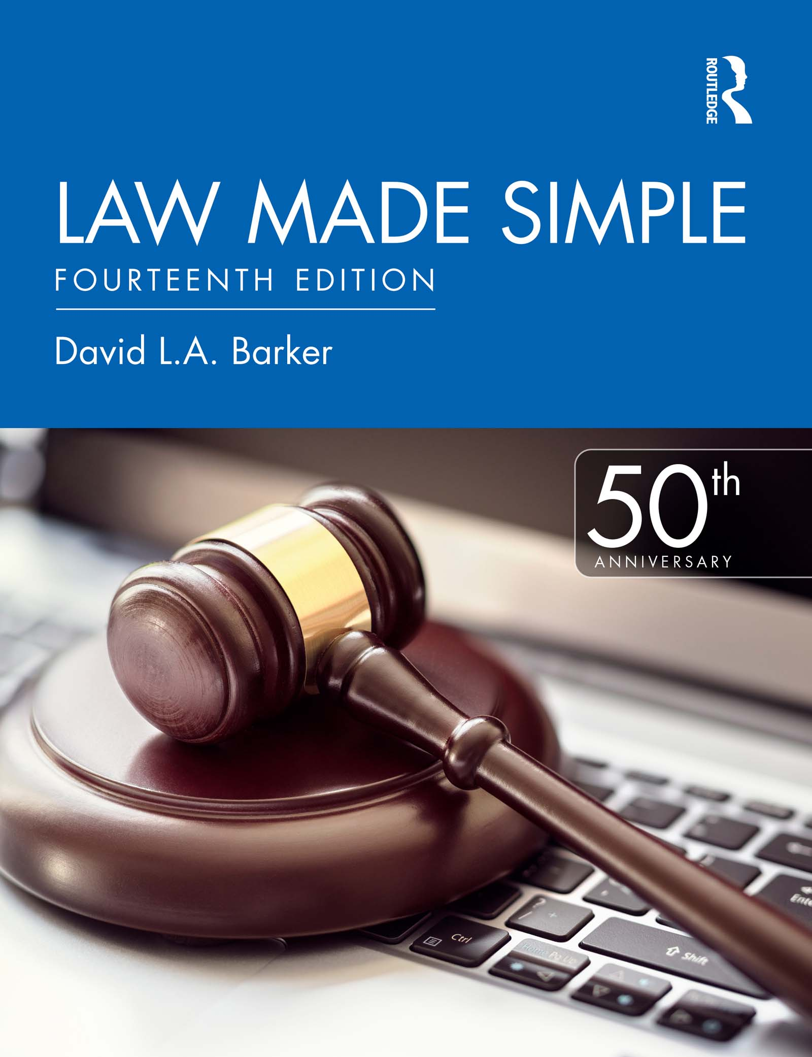 Law Made Simple book cover