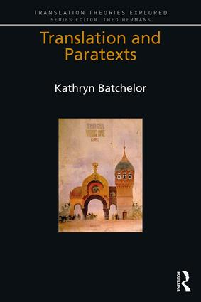 Translation and Paratexts: 1st Edition (Paperback) book cover