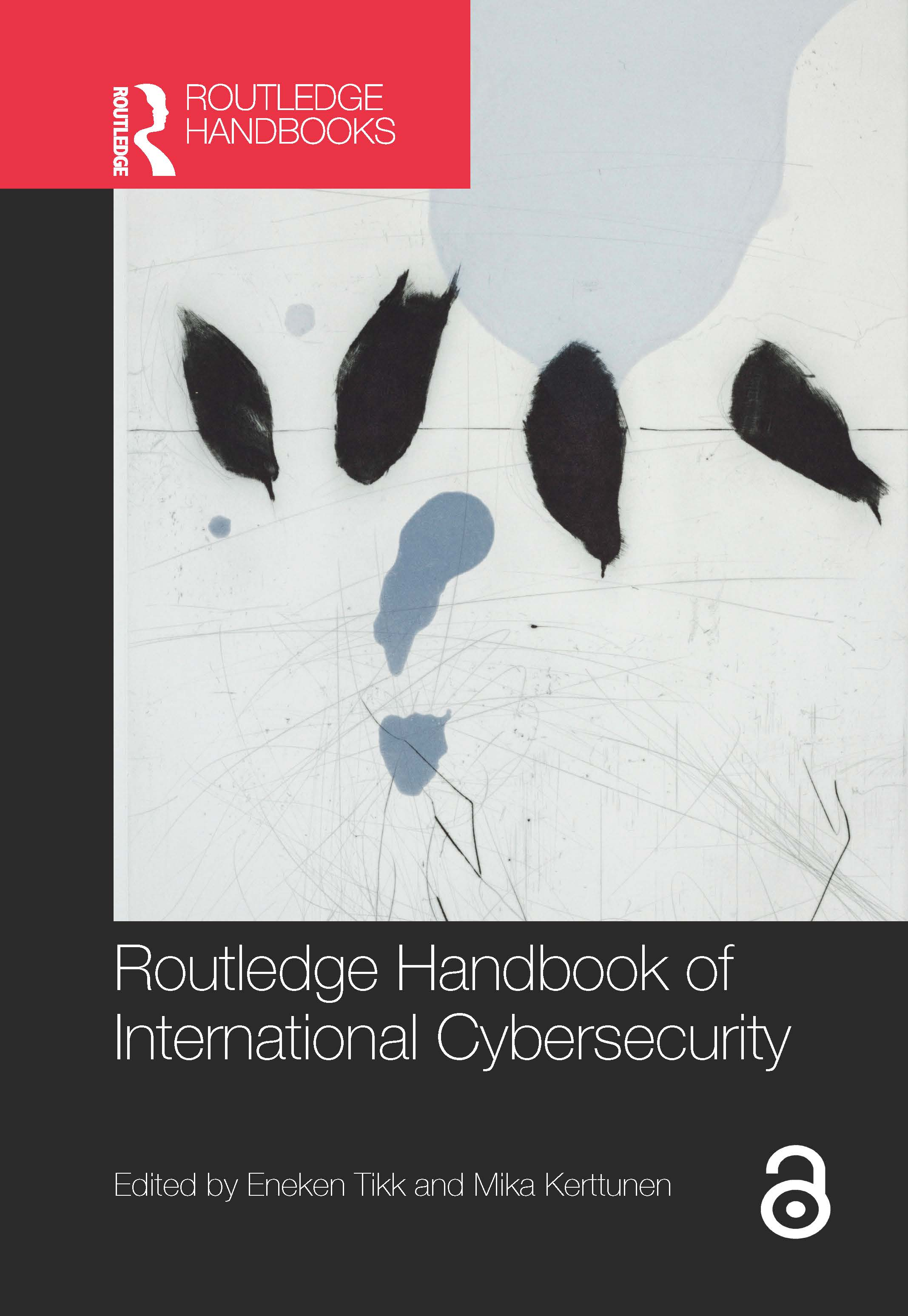 Routledge Handbook of International Cybersecurity book cover