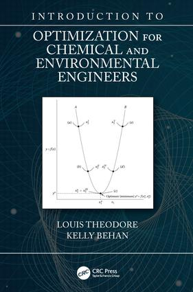 Introduction to Optimization for Chemical and Environmental Engineers book cover