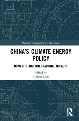 China's Climate-Energy Policy: Domestic and International Impacts book cover