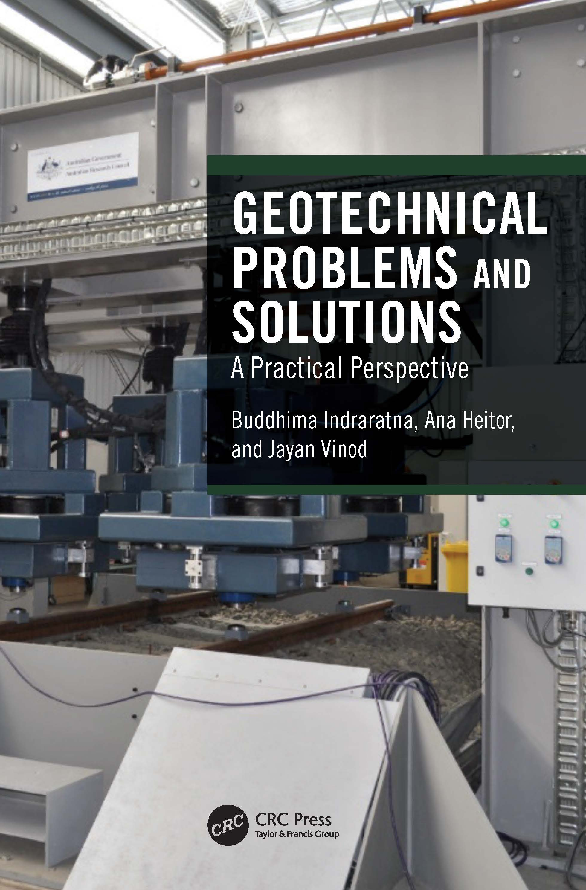 Geotechnical Problems and Solutions: A Practical Perspective, 1st Edition (Hardback) book cover