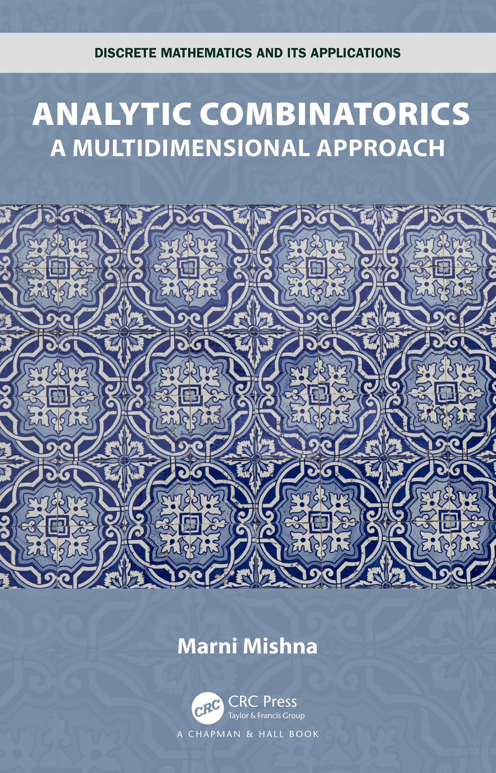 Introductory Multidimensional Analytic Combinatorics: 1st Edition (Hardback) book cover