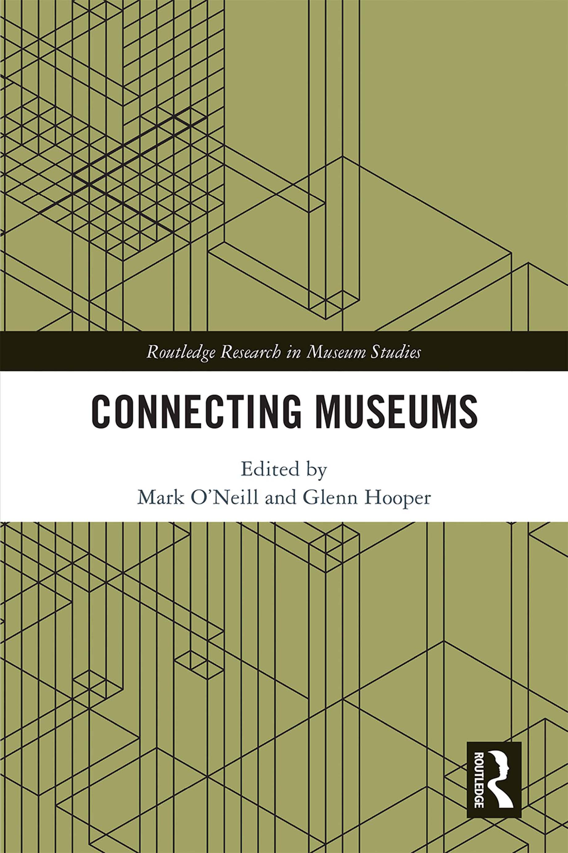 Connecting Museums book cover