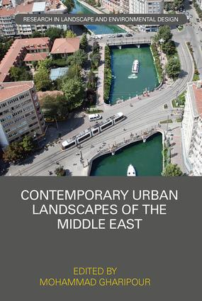 Contemporary Urban Landscapes of the Middle East book cover