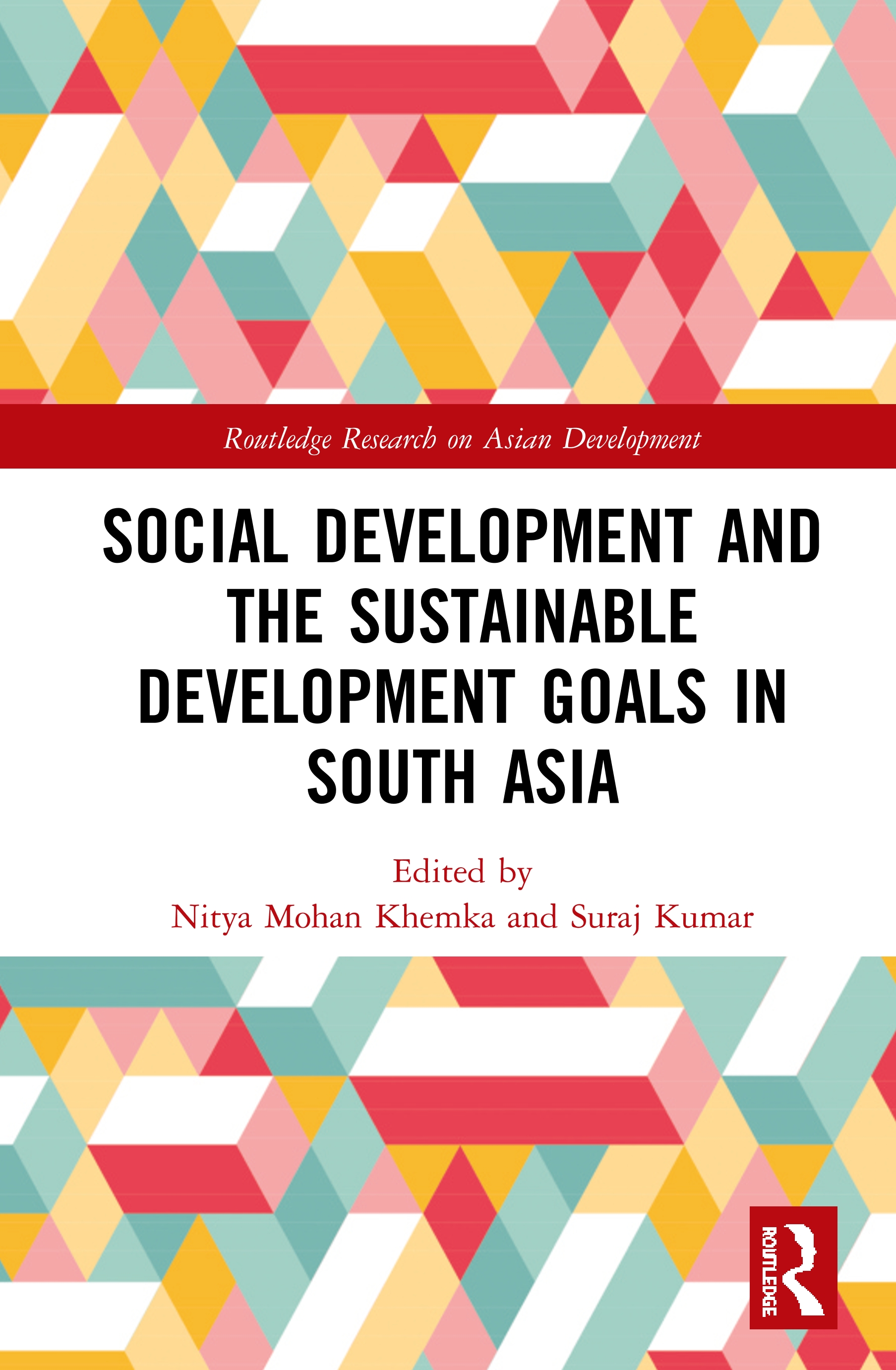 Social Development and the Sustainable Development Goals in South Asia book cover