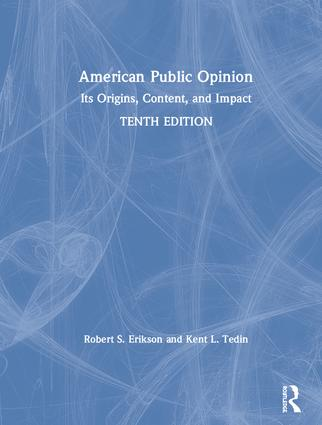 American Public Opinion: Its Origins, Content, and Impact book cover