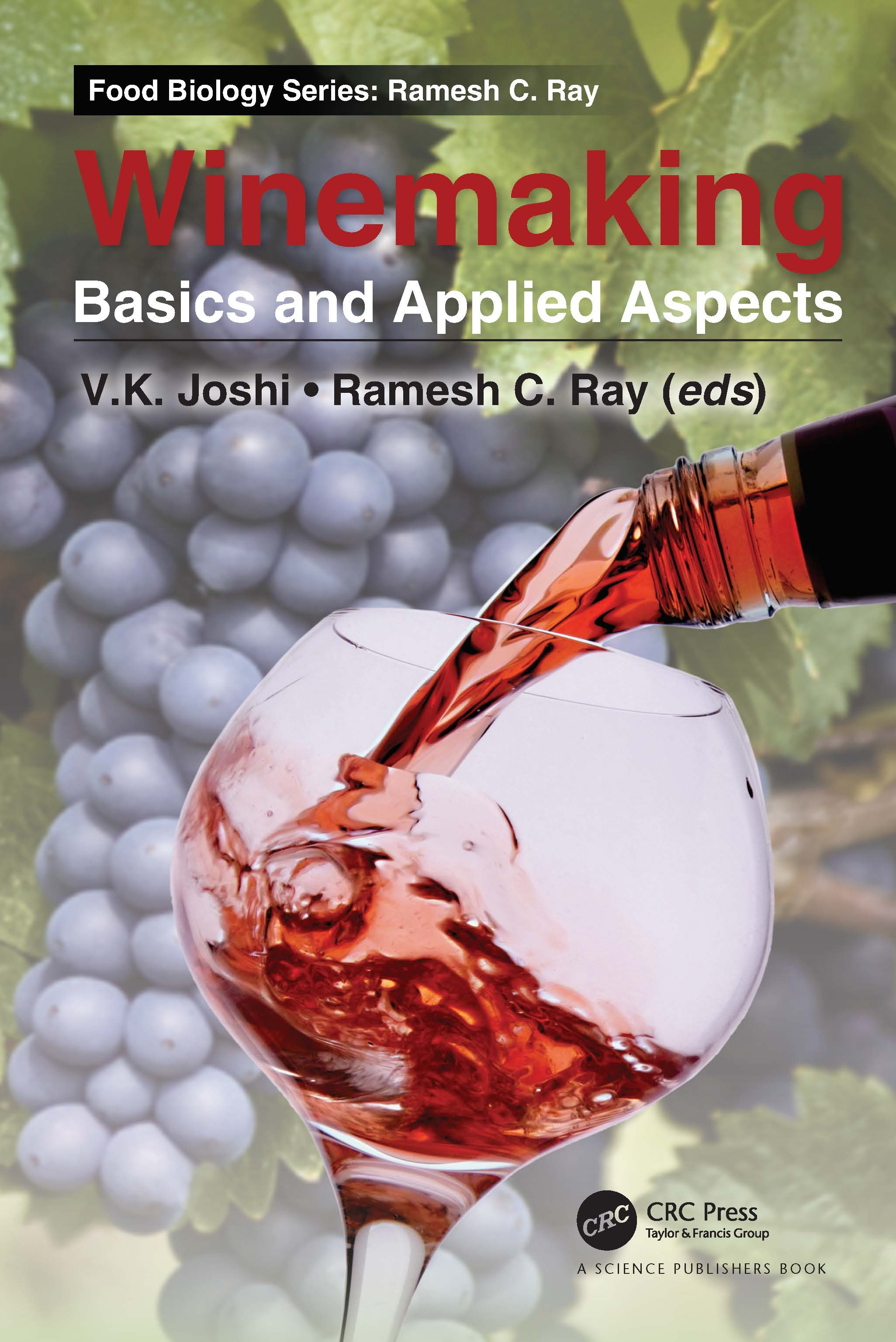 Wine Making: Basics and Applied Aspects, 1st Edition (Hardback) book cover