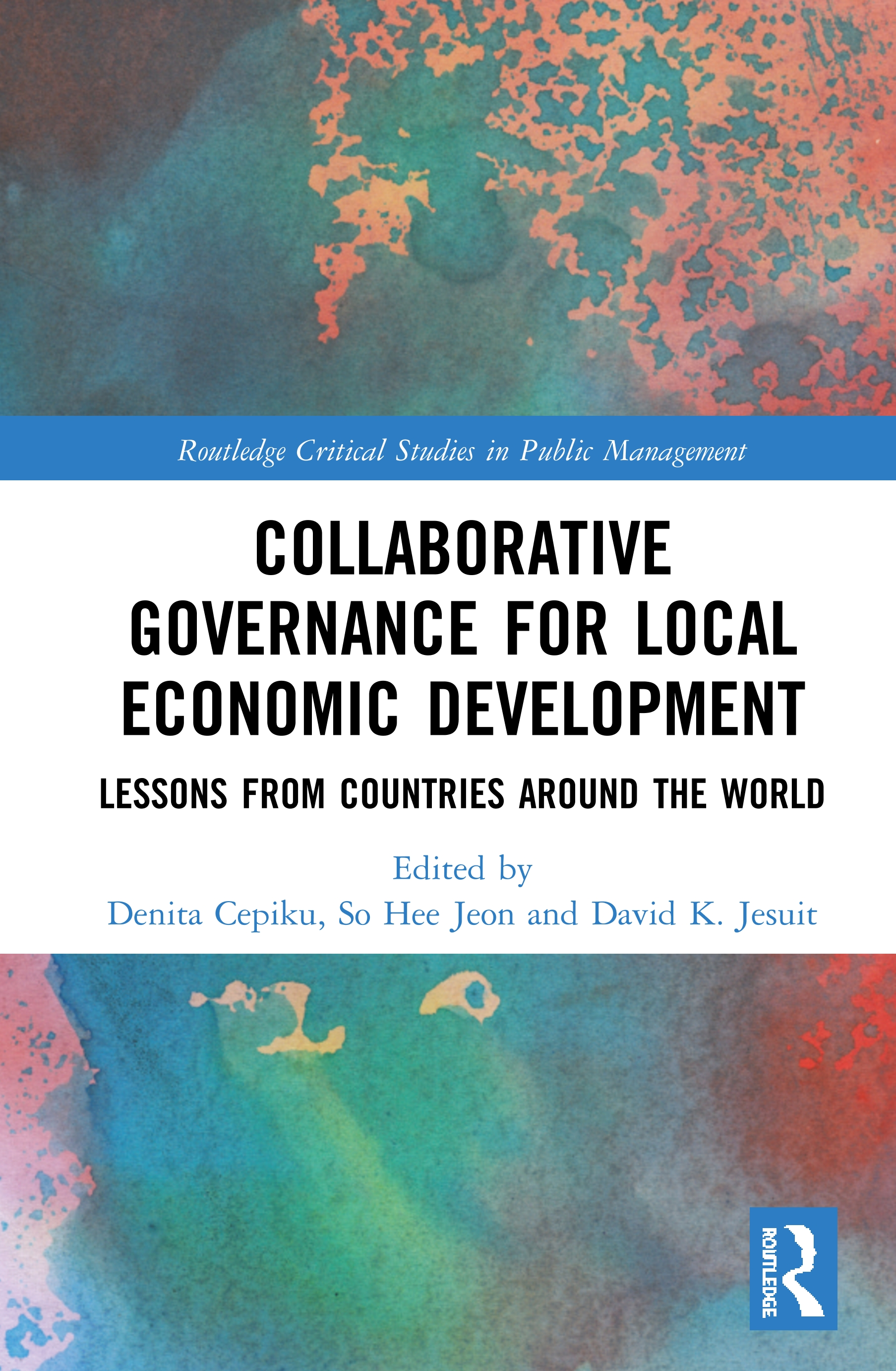 Collaborative Governance for Local Economic Development: Lessons from Countries around the World book cover