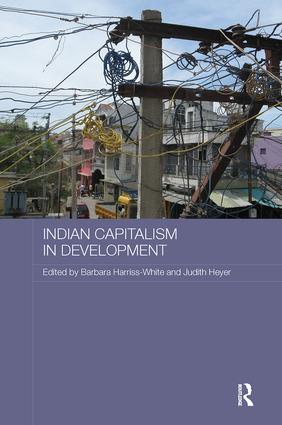 Indian Capitalism in Development book cover