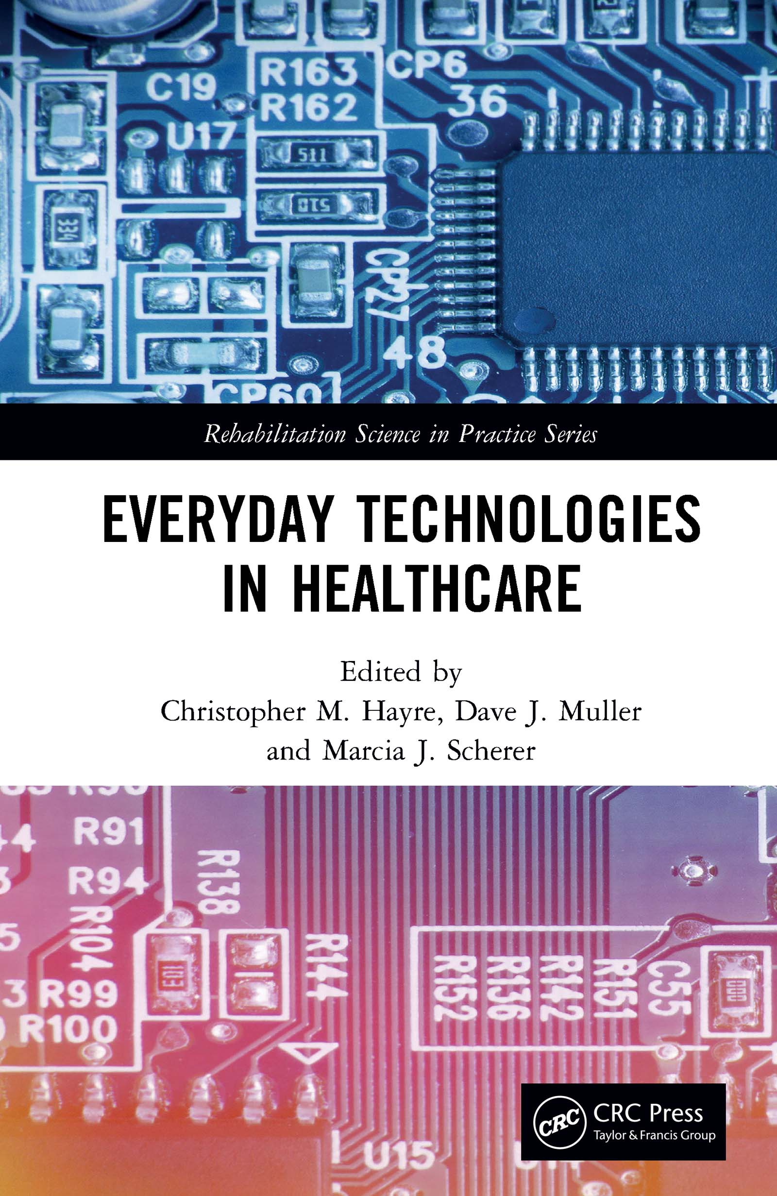 Everyday Technologies in Healthcare book cover