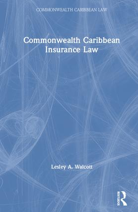 Commonwealth Caribbean Insurance Law book cover
