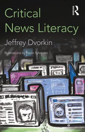 Critical News Literacy book cover
