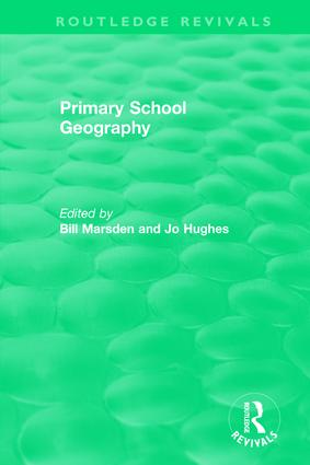 Primary School Geography (1994): 1st Edition (Hardback) book cover