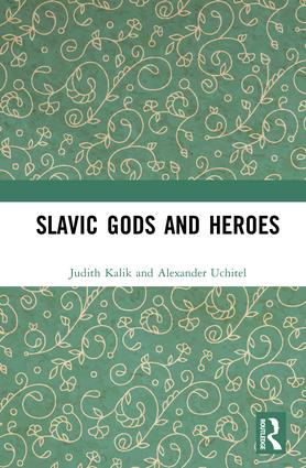 Slavic Gods and Heroes book cover