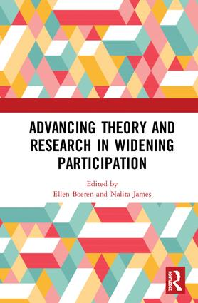 Advancing Theory and Research in Widening Participation book cover