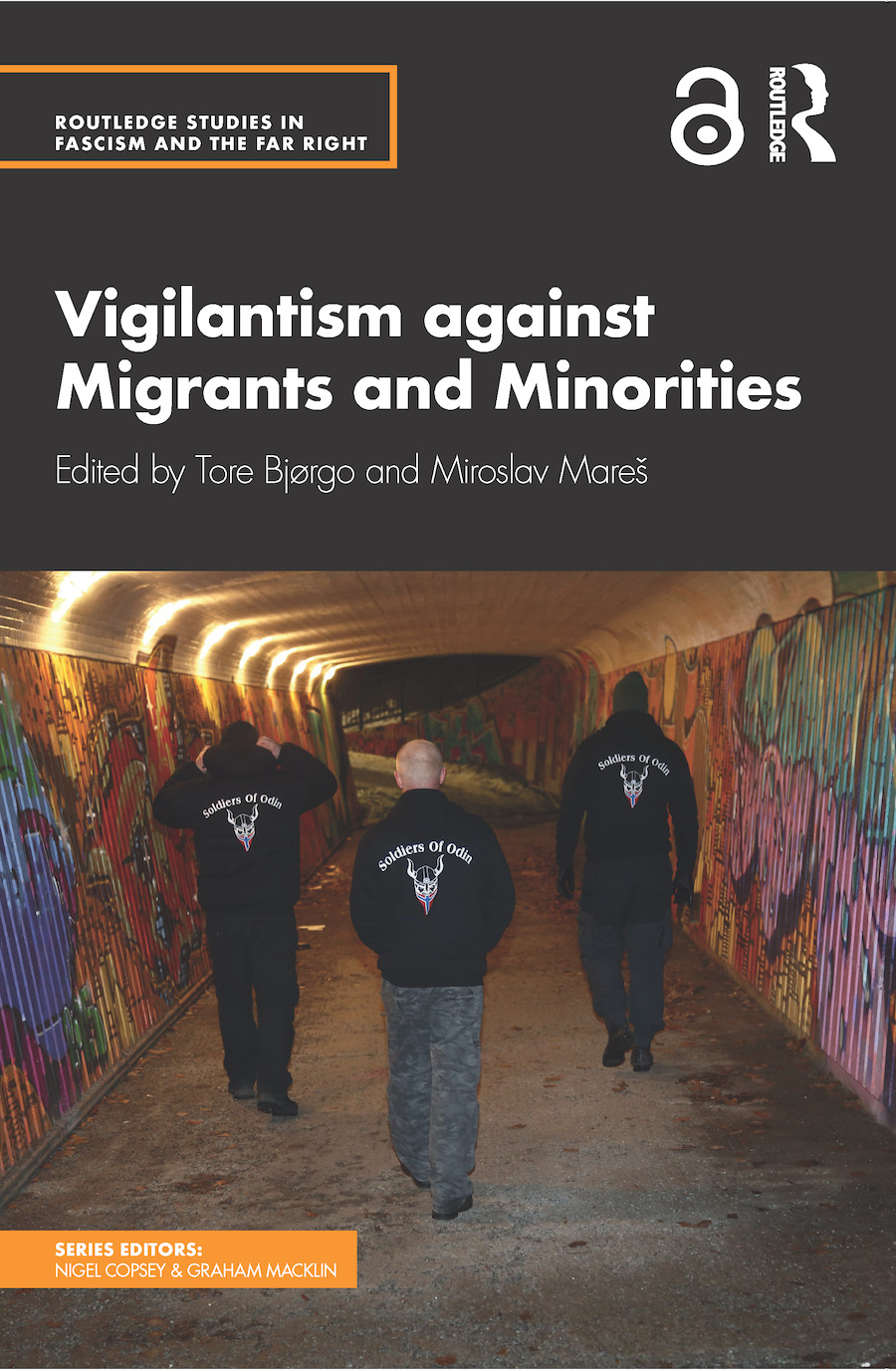 Vigilantism against Migrants and Minorities (OPEN ACCESS) book cover