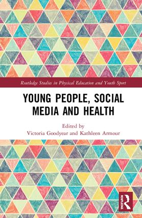 Young People, Social Media and Health: 1st Edition (Hardback) book cover
