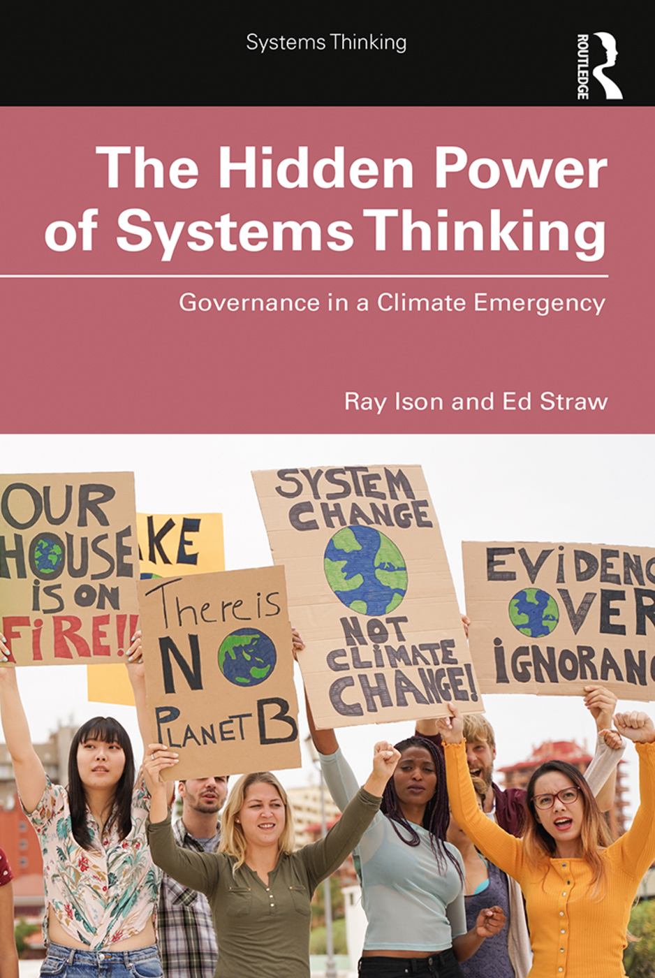 The Hidden Power of Systems Thinking: Governance in a Climate Emergency book cover
